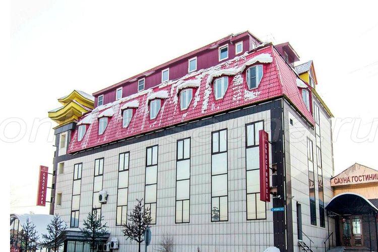 Grace Hotel, гостиница