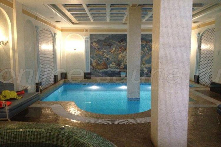 У Камина-Перезагрузка, банный клуб